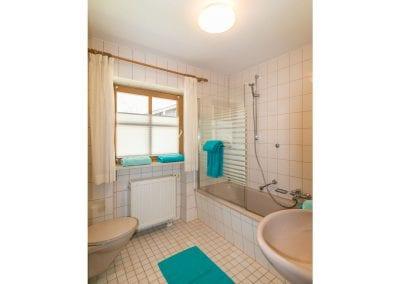 Alpenglühen - badezimmer