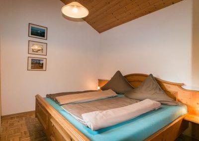 Alpenglühen - schlafzimmer