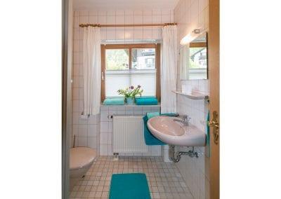 Alpenrose - badezimmer