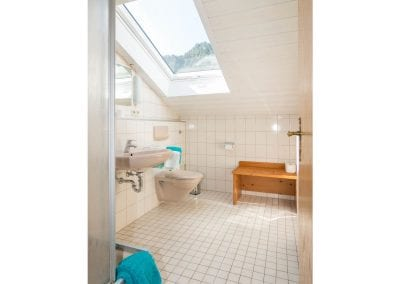 Bergflocke - badezimmer