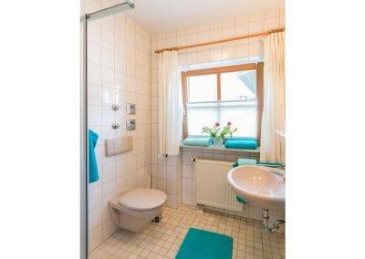 Enzian - Badezimmer