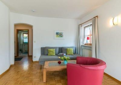 Enzian - Wohnzimmer 2