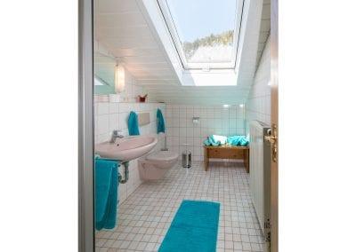 Sonnenrose - badezimmer